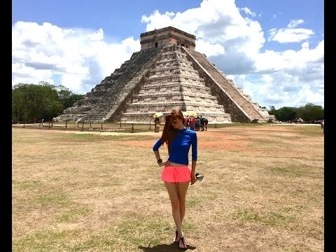 Getting To CHICHEN ITZA On Your OWN And On BUDGET! From Cancun Or Playa Del Carmen, Mexico