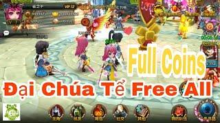 Game Mobile Private Đại Chúa Tể Sever China | Free Full All | Full VIP - Full 999.999.999Money