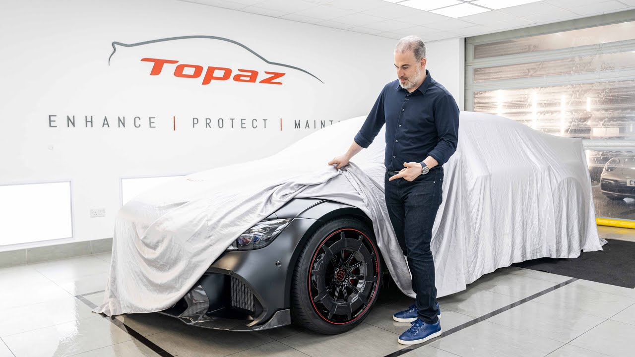 We Paint Protected the 900bhp Brabus ROCKET!