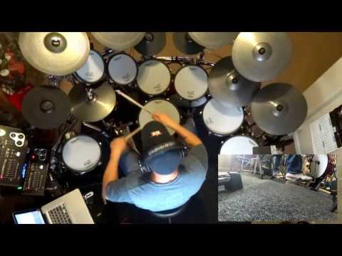 AC/DC Money Talks Drum cover