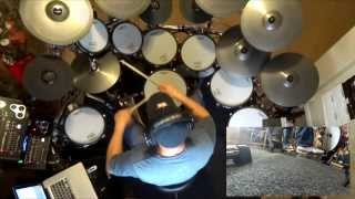 AC/DC Money Talks Drum cover
