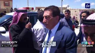تشييع جثمان النائب العمامرة وأفراد أسرته عقب حادث الصحراوي - (22-4-2018)