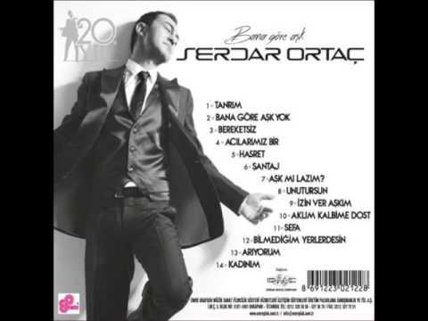 13. Serdar Ortaç - Arıyorum (2014 Yeni Albüm)