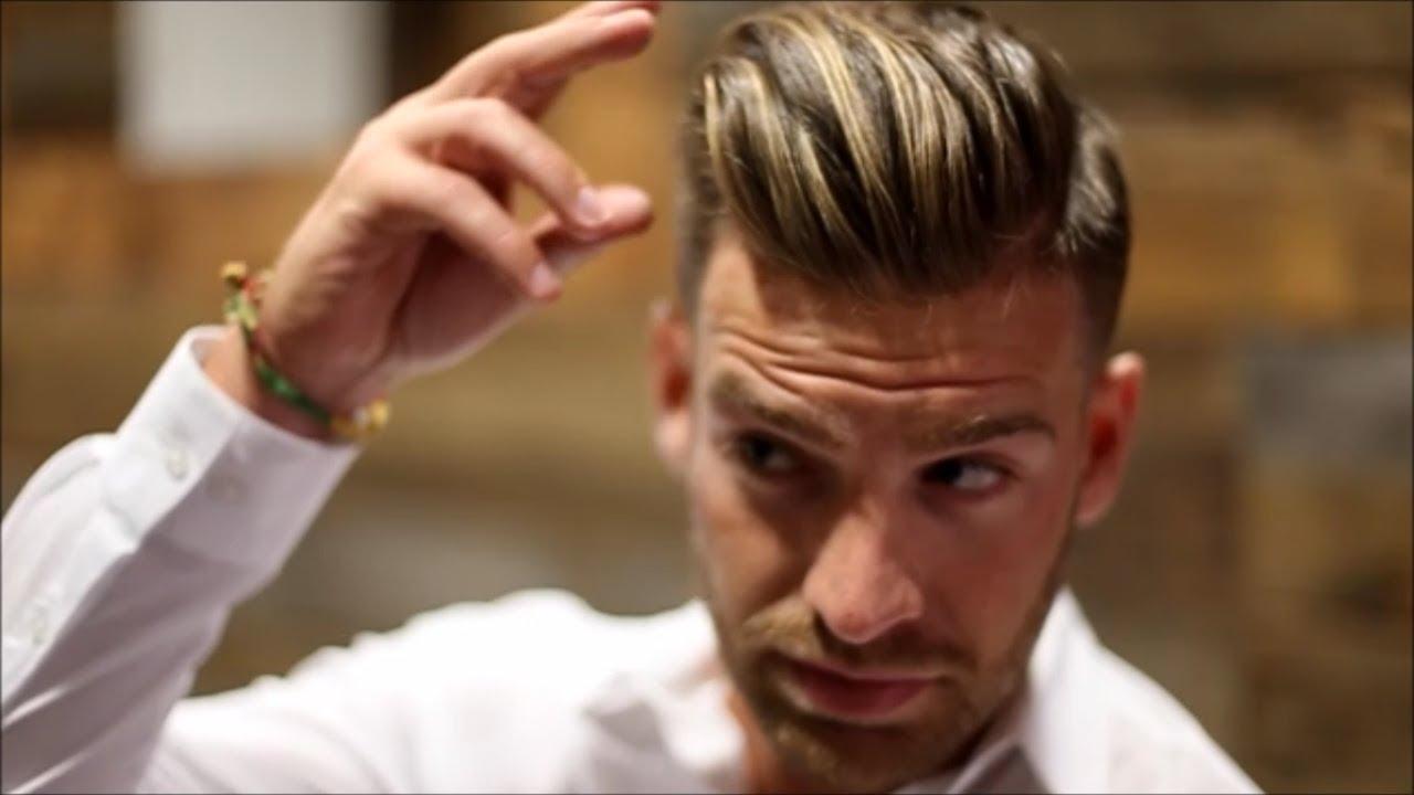 Mens Haircut 2017 Summer Classic Undercut | Men\'s Hairstyle Tutorial ...