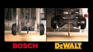 Dewalt Dws780 Vs  Bosch Gcm12sd Miter Saw Review
