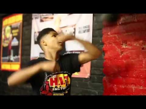 Newark boxer, Shakur Stevenson, making history in the boxing world