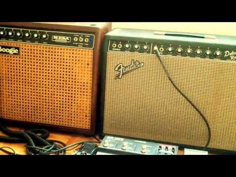 Mesa Boogie Mark 1 Reissue vs. '65 Deluxe Reverb
