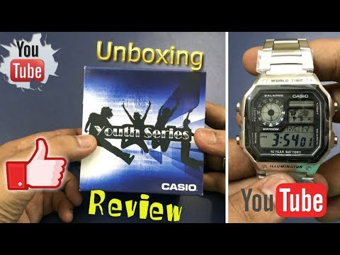 Casio D099 Youth Series Watch Unboxing and Review (In Hindi) thumbnail