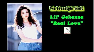 "Lil Johanna ""Real Love"" Freestyle Music"