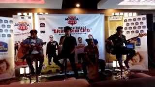 Amora Band - Diguna Guna Cinta (Live @ Amora Band KL Press Conference 2015)
