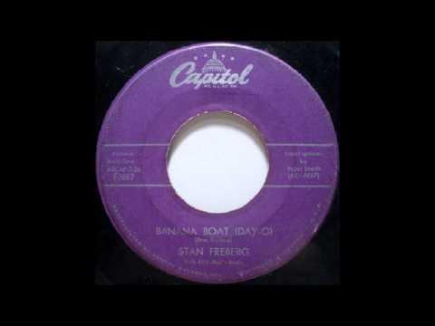 """Stan Freberg - """"Banana Boat (Day-O)"""""""