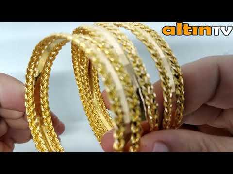 22 K Gold Bracelet Models Features and Prices Latest Gold Bracelet Designs 2018