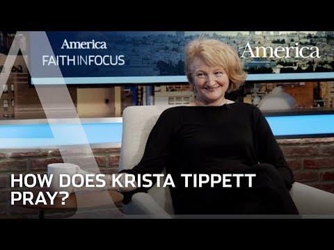 Krista Tippett on Prayer   Faith in Focus