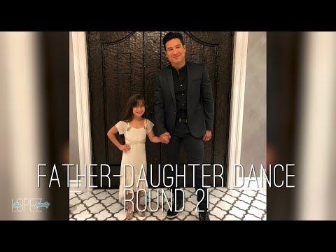FatherDaughter Dance 2018  Mario Lopez