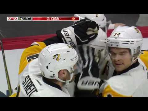 Pittsburgh Penguins vs Ottawa Senators - March 23, 2017 | Game Highlights | NHL 2016/17