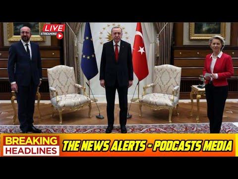 World News | The #sofagate or the protocol affront experienced by Ursula von der Leyen in Ankara