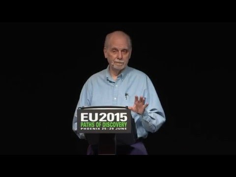 Michael Armstrong: The 'Culture Shock' of Planetary Catastrophe | EU2015 talk
