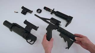 У�тановка TAG-ML36 HPA conversion kit