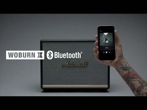 Marshall - Woburn II Bluetooth - Full Overview