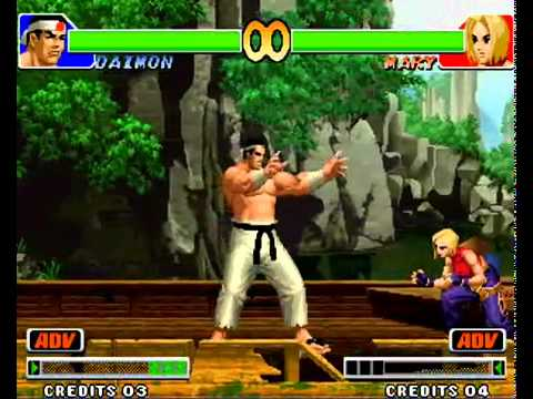 Download YouTube   KOF 98   Bugs Goro Daimon F@bi Oliveir@