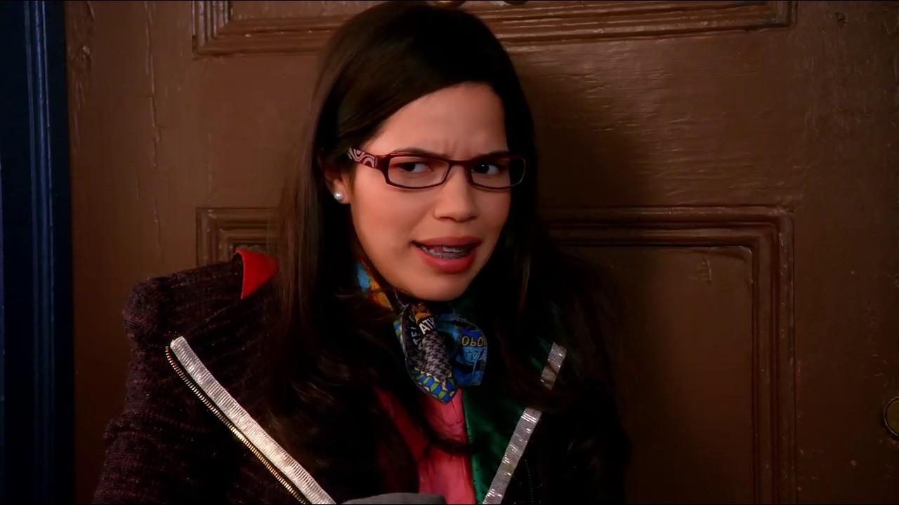 Download Ugly Betty (VF) - Betty surprend Daniel torse-nu chez Amanda