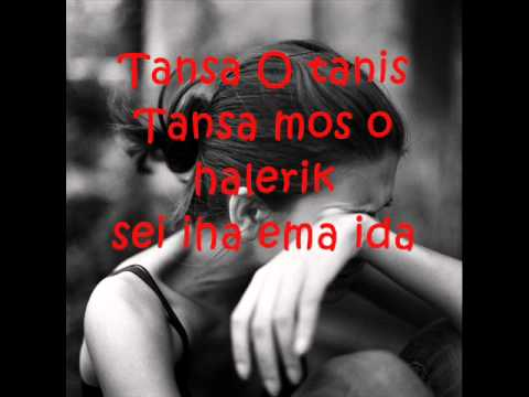 Tansa (Inferno band-Timor Leste) Lyric