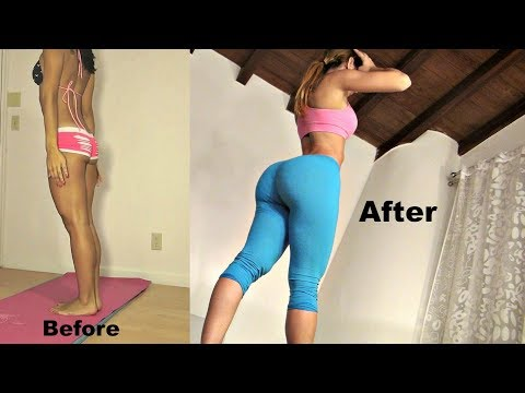 Amazing Butt Workout Plan!!! Try This!