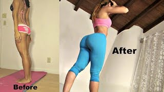 Rounder Butt in 30 Days!!! Try This!