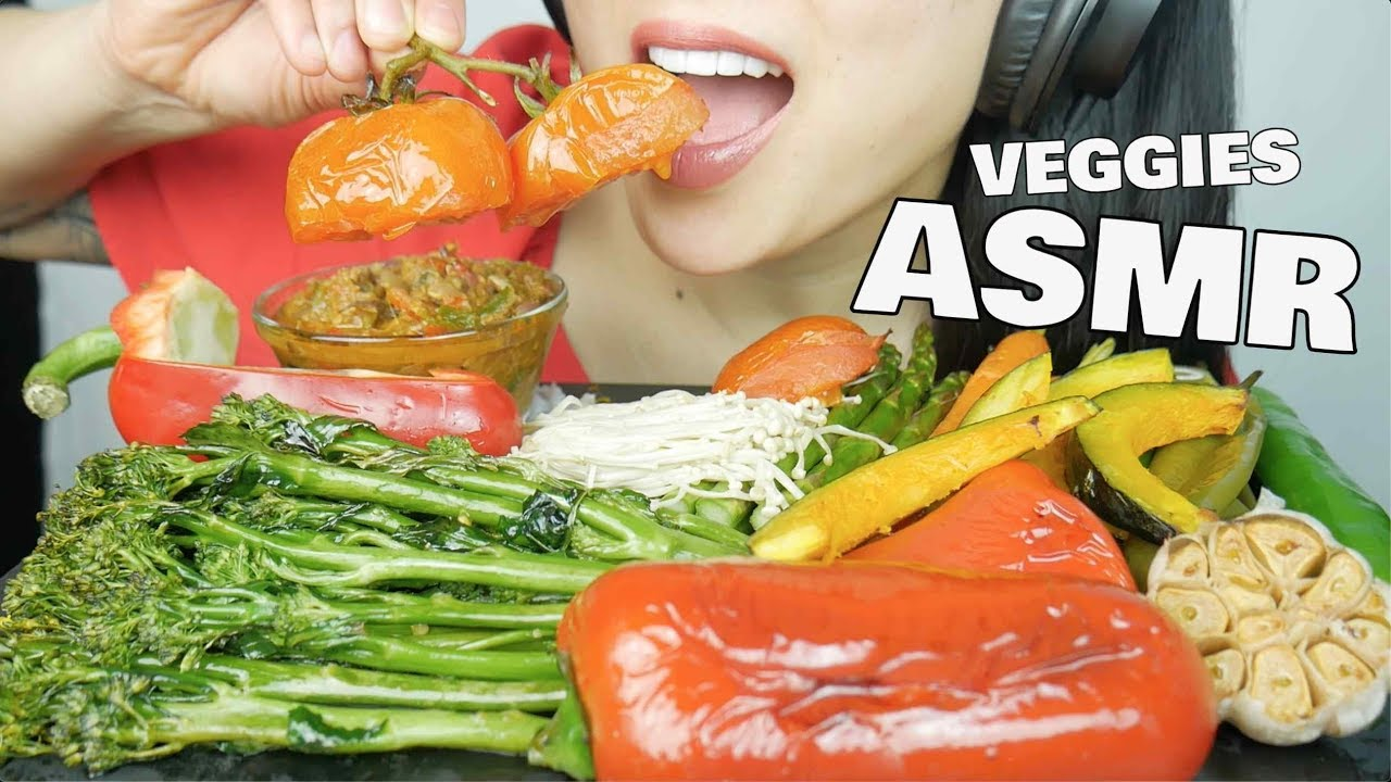 Asmr Roasted Veggies Spicy Thai Dipping Sauce À¸™ À¸³à¸žà¸£ À¸ Eating Sounds No Talking Sas Asmr Youtube See more of sas asmr new on facebook. asmr roasted veggies spicy thai dipping sauce น ำพร ก eating sounds no talking sas asmr