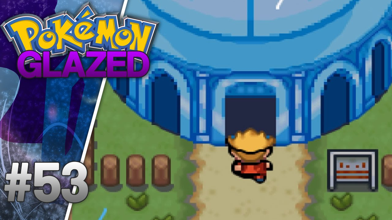 How to go to new island in pokemon glazed