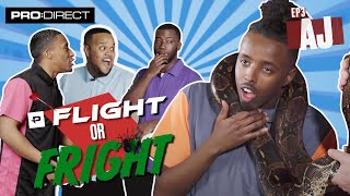 FORFEIT FRENZY FOR AJ I CHUNKZ YUNG FILLY HARRY PINERO AJ PLAY FLIGHT OR FRIGHT | EP 3