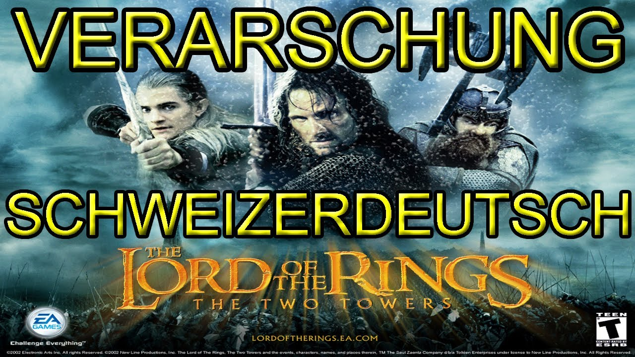 herr der ringe verarschung schweizerdeutsch youtube. Black Bedroom Furniture Sets. Home Design Ideas