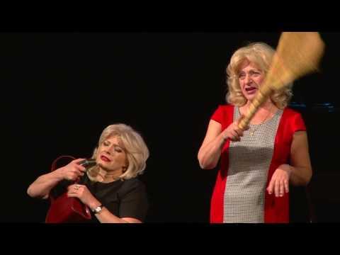 Paronyan Musical Comedy Theatre. Sirain Qarankuni