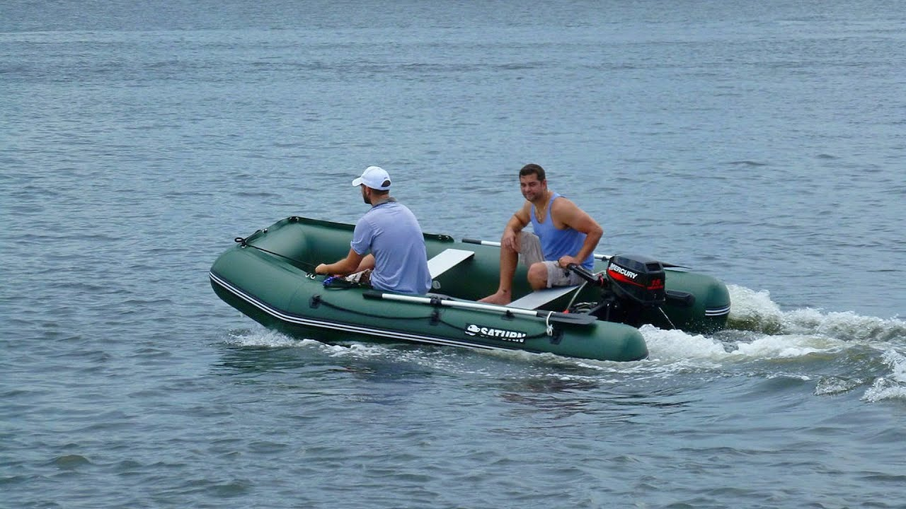 saturn inflatable boat sd330w with 15hp outboard motor. Black Bedroom Furniture Sets. Home Design Ideas