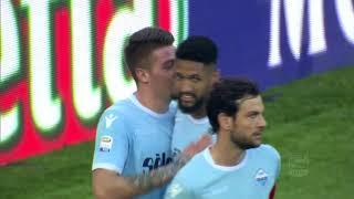 Il gol di Milinkovic - Savic (68') - Lazio - Chievo 5-1 - Giornata 21 - Serie A TIM 2017/18