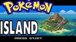 Melhor Jogo de Pokemon ! Pokemon Island