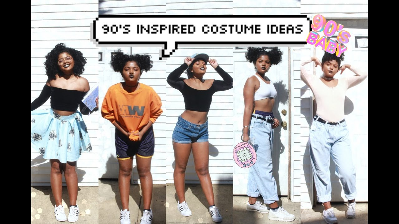 sc 1 st  YouTube : 1990s costume ideas  - Germanpascual.Com