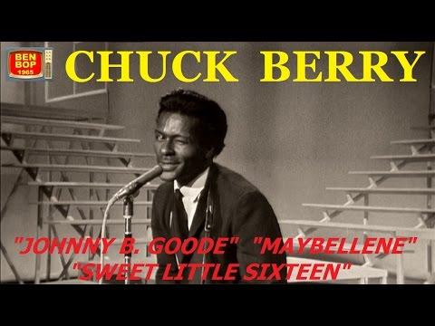 CHUCK BERRY (1964) T.A.M.I Show Full Performance - 720p