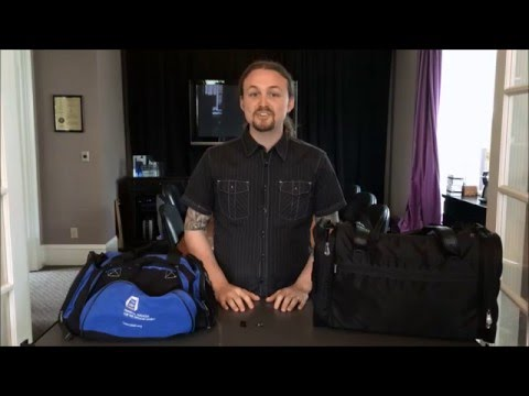 How to Repair the Zipper On a Duffel bag
