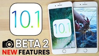 iOS 10.1 Beta 2 Released! 5 New Features & Changes! Portrait Mode & New Features Review. + Speed Test Comparison.