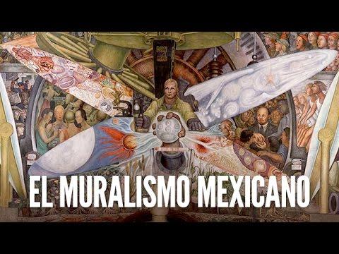 Los Muralistas Mexicanos Youtube