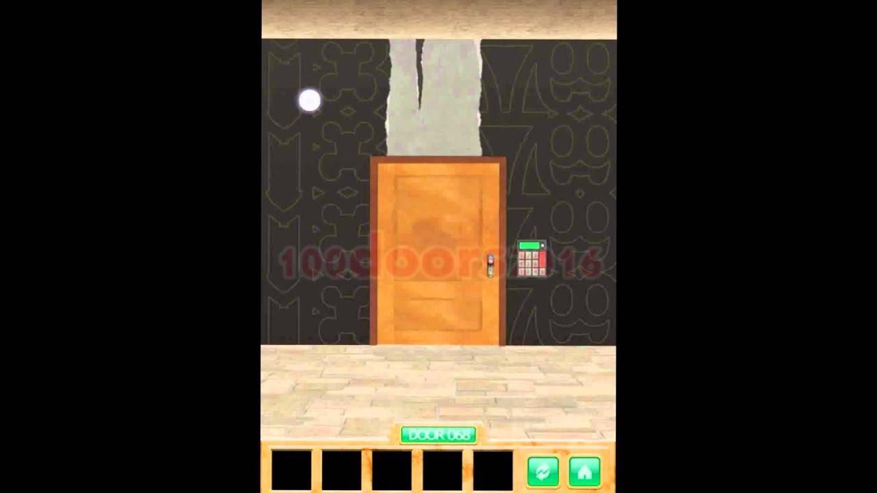 Doors 68 Level 100 Doors Level 68 Guide