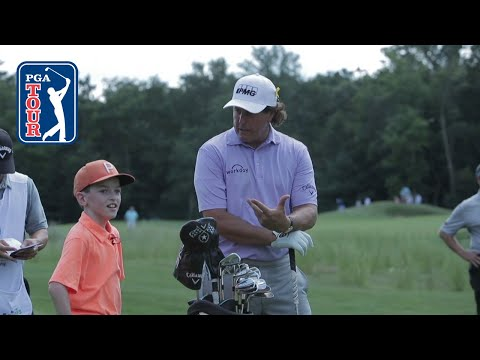 Best of | Phil Mickelson fan interactions