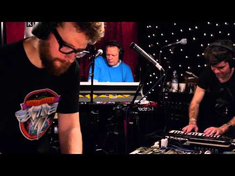 Apparat Organ Quartet - Cargo Frakt (Live on KEXP)