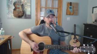 The Band of Heathens - Hurricane cover by Rick Zachary