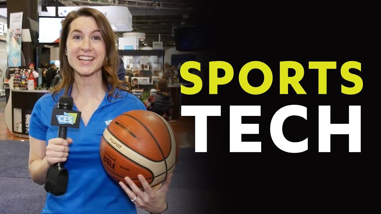 Sport Tech - Magazine cover