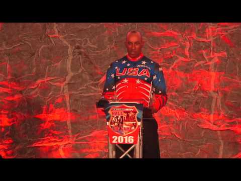 2016 National BMX Hall Of Fame Racer Inductee - Terry Tenette