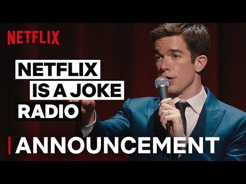 Netflix Is A Joke Radio Is Live on SiriusXM | Netflix Is A Joke
