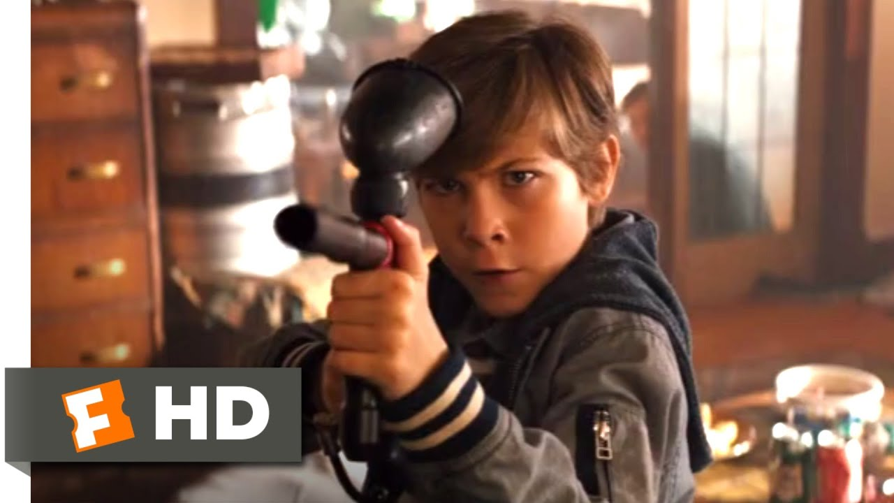 Good Boys (2019) - Frat House Fight Scene (8/10) | Movieclips