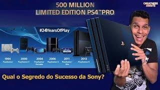 PS4 - QUAL A RECEITA DO SUCESSO DA SONY?